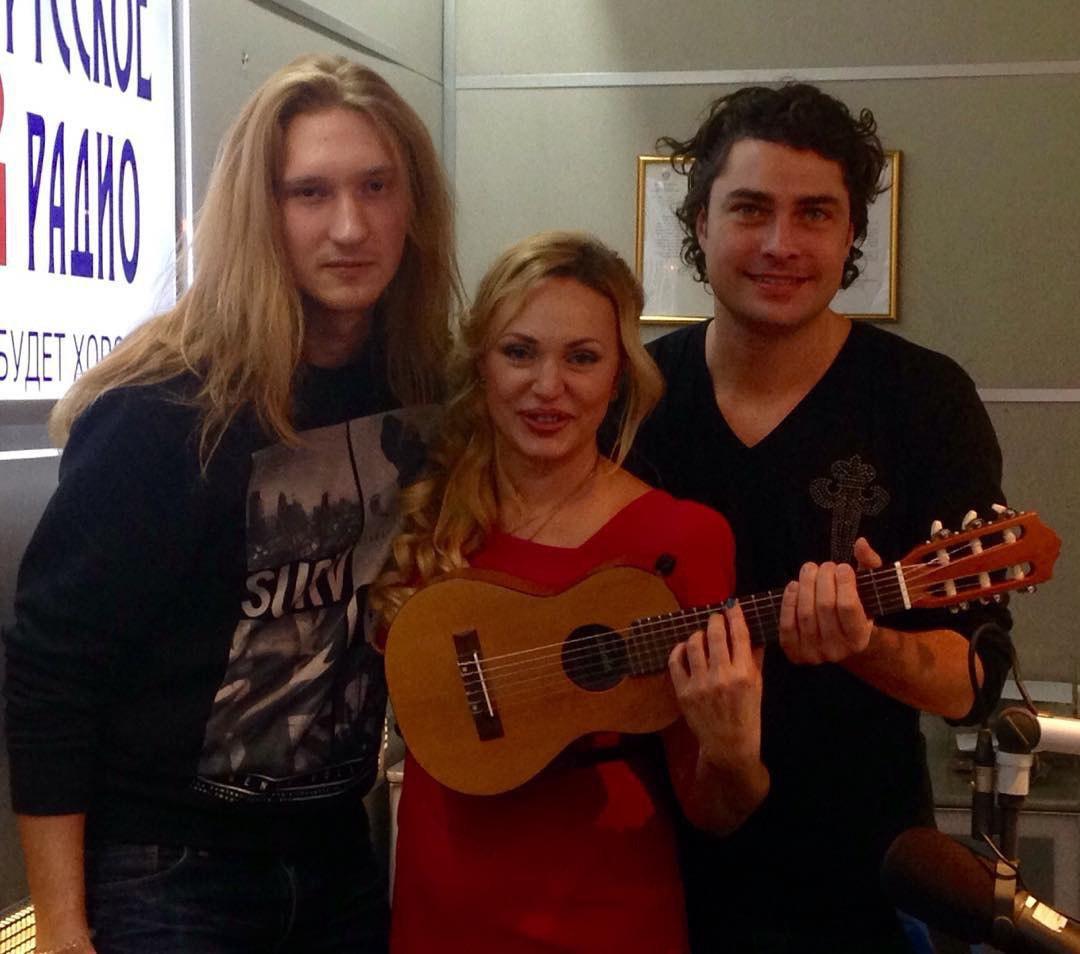 Александр иванов семья дети фото