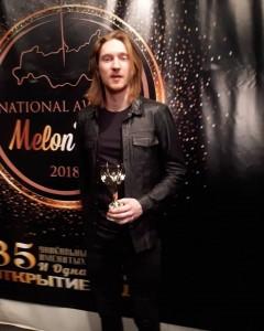 IVAN стал обладателем премии «National Awards Melon Rich»!
